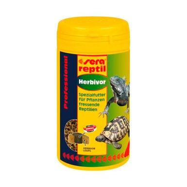 Alimento para Reptiles Herbívoros Professional Herbivor Sera 1000 ml