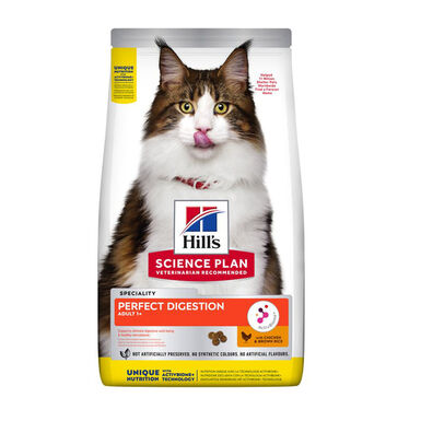 Hill's Perfect Digestion comida para gatos