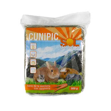 Heno de zanahoria para roedores de Cunipic 500 g
