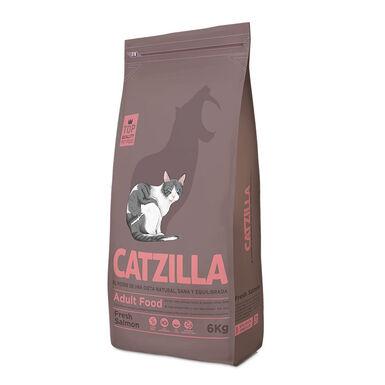 Catzilla Feline Adult salmón - 2x6 kg Pack Ahorro