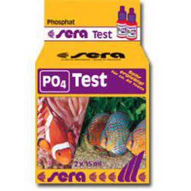 Sera test de PO4 test agua para acuario