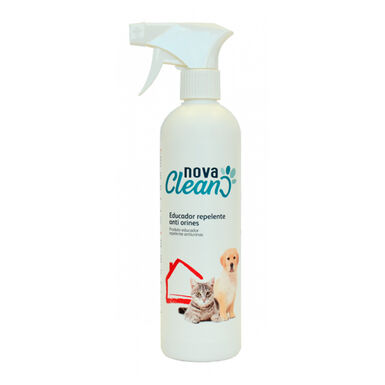 Repelente antiorines para perro y gato Nova Clean 500 ml