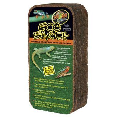 Zoo Med bloque 650 g fibra de coco para terrario