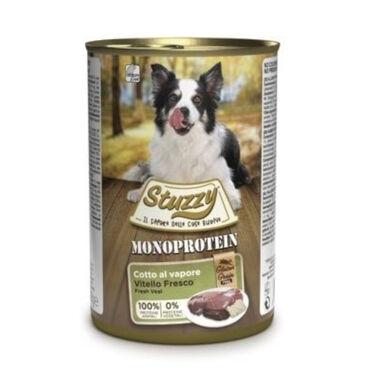 Stuzzy Monoprotein Ternera comida para perro