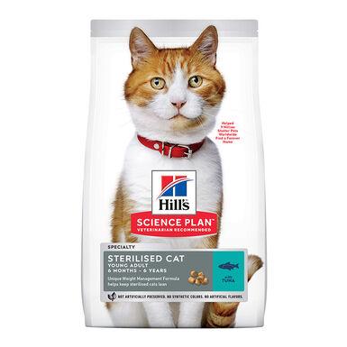 Hill's Feline Sterilized atún