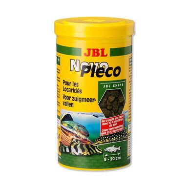 Alimento en pastilla para el fondo JBL NovoPleco 250 ml