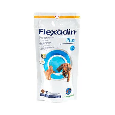 Flexadín Plus condroprotector para perros de raza pequeña