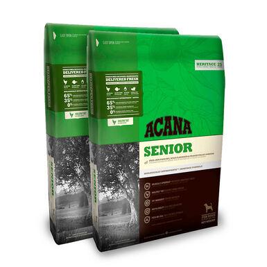 Acana Senior - 2x11.4 kg Pack Ahorro