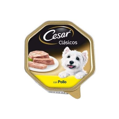 Lata Cesar Clásicos Pollo en Paté