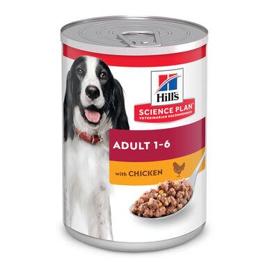 Hill's Adult Lata sabor pollo