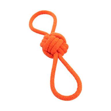 Juguete de cuerda doble Nayeco para perro