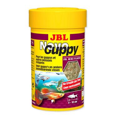 JBL NovoGuppy alimento básico para peces vivíparos