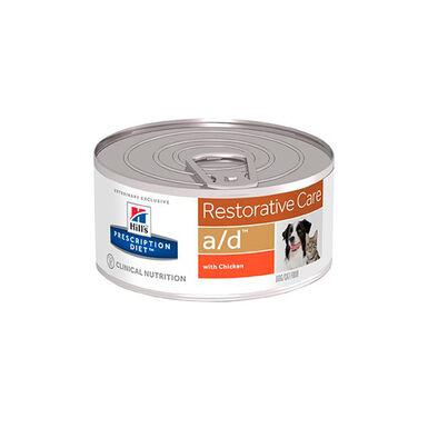Hill's Prescription Diet Lata a/d Canine/Feline 156 gr