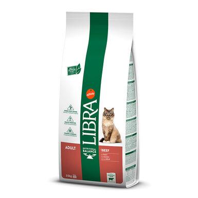 Libra Affinity Adult con buey comida para gatos