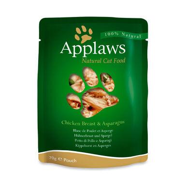 Pack 12 Pouch de Applaws para gato 70 gr