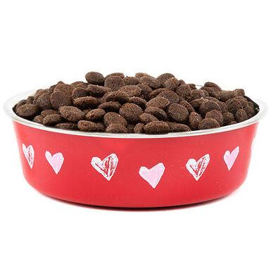 TK Pet Corazón comedero para mascotas