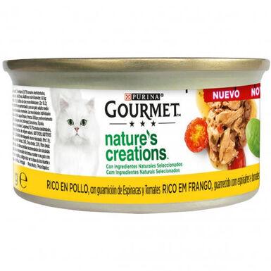 Gourmet Nature's Creations para gatos