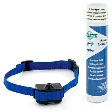 Petsafe collar antiladridos para perros con spray