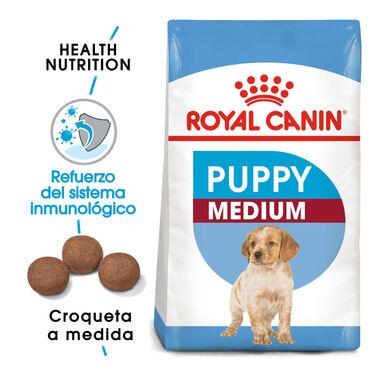 Royal Canin Medium Puppy pienso para cachorros