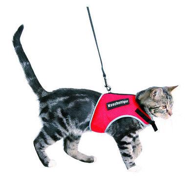 Trixie Soft arnés para gatos acolchado con correa