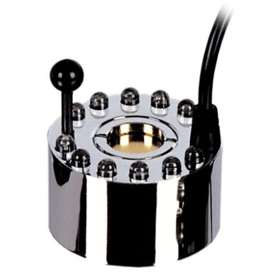 Ubbink Nebulizador niebla artificial 12 luces LED