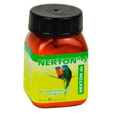 Nekton S suplemento vitamínico para pájaros