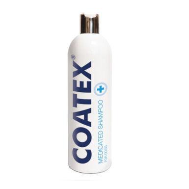 Coatex champú medicado para tratamiento dérmico para perro