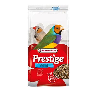 Alimento Versele Laga Prestige Stand up enriquecido para aves exóticas 1 kg