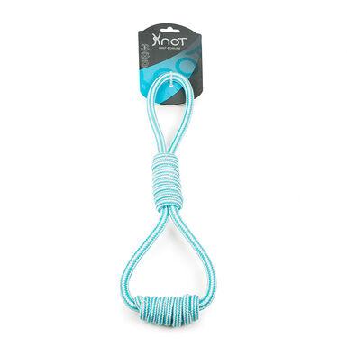 Juguete cuerda dental Knot Limit Bowline Hangers