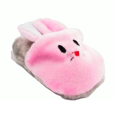 Juguete zapatilla rosa Plush Shoe de Guabu para puppy