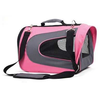 Arppe bolso de transporte Kibo Visera rosa