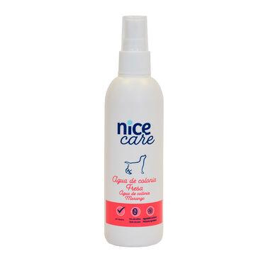 Agua de Colonia Nice Care olor Fresa para perro 125 ml