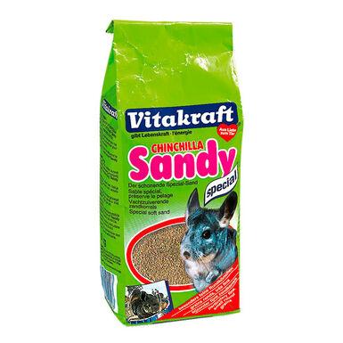 Arena para baño Chinchilla Vitakraft Sandy 1 kg
