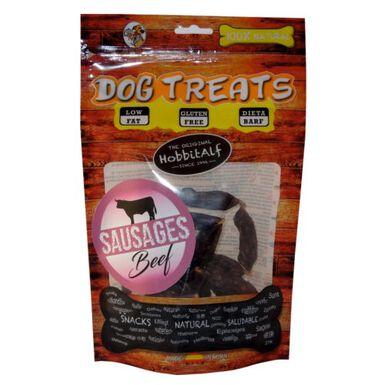 Hobbitalf ternera omega 3 salchichas para perros