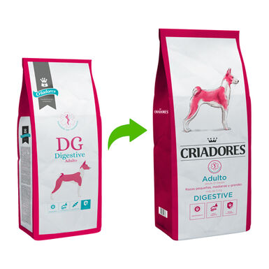 Criadores Dietetic Digestive pienso para perros
