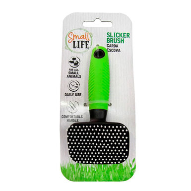 Slicker Brush Small Life Cepillo de carda Pequeño Roedor