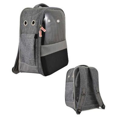 Nayeco mochila para transportar perros con ventana