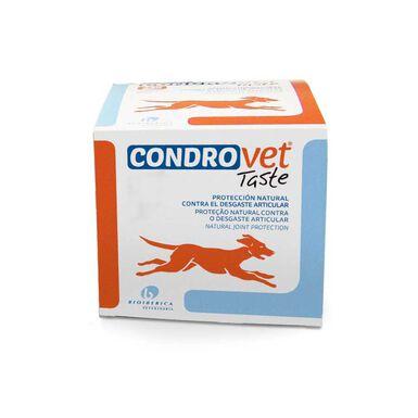 Condrovet Taste Condoprotector para lesiones articulares en perros y gatos