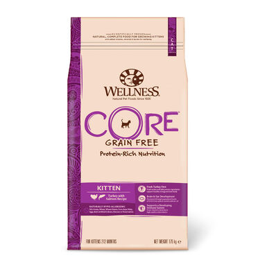 Wellness Core Cat Kitten Pavo y Salmón 1,75 kg