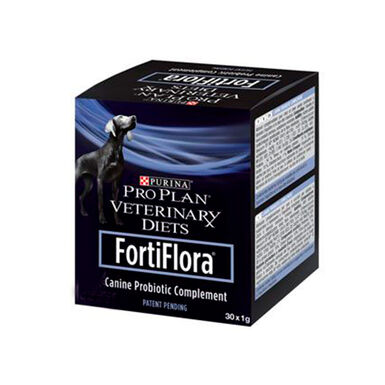Pack 30 x 1 gr Purina Veterinary Diets Canine FortiFlora