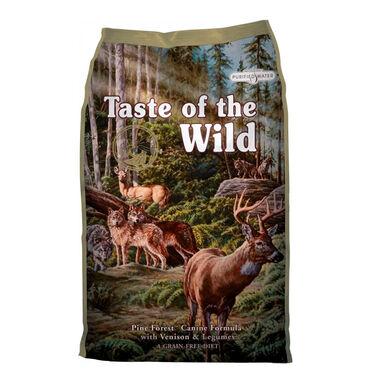 Taste of the Wild Pine Forest venado 12,2 kg