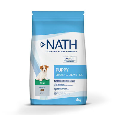 Pienso para cachorros Nath Puppy Mini