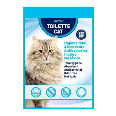 Arena de sílice Toilette Cat de Nayeco para gato 1,6 kg