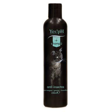 Yes!pH anti-insectos champú para gatos