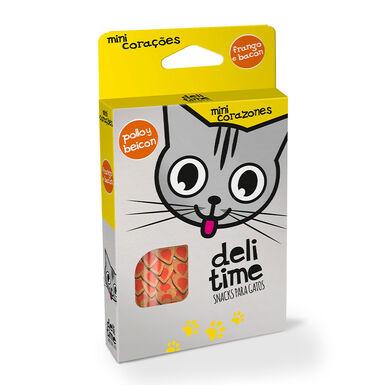 Snacks Delitime Mini para gato 70 g