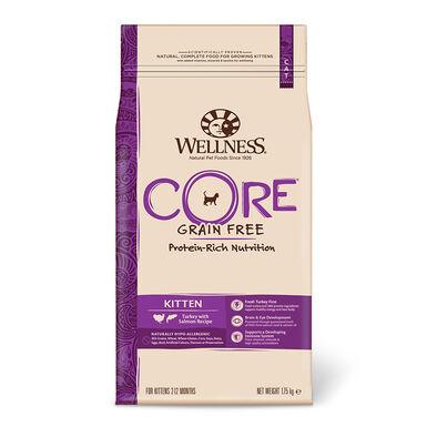 Wellness Core Feline Kitten pavo y salmón