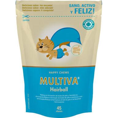 Vetnova Multiva Hairball suplemento para gatos