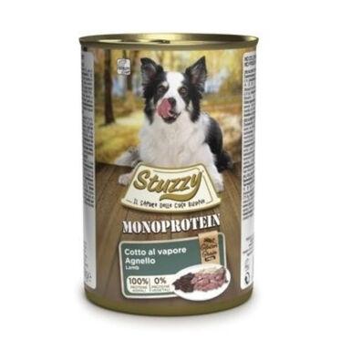 Stuzzy Monoprotein Cordero comida húmeda para perro
