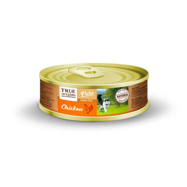 Latas True Origins Pure Gato Adult 85 gr