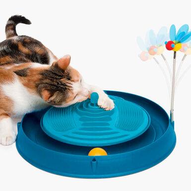 Juguete CatIt Masajeador 3 en 1 para gato